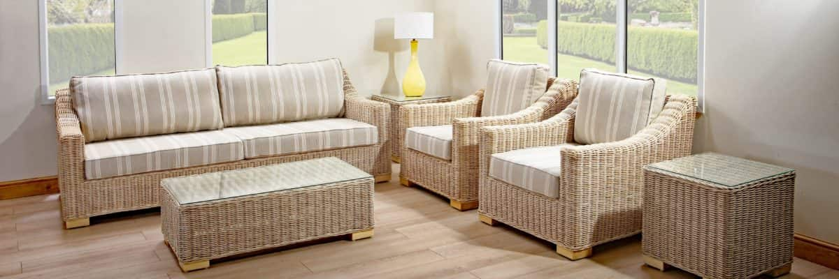 Kingsway Cane Furniture Indoor Cane Rattan Furniture