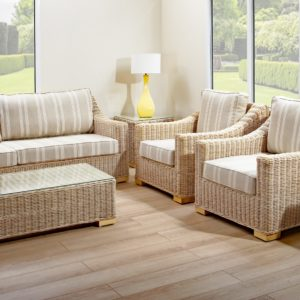 Cane & Rattan Sofa Sets