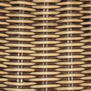 cane and rattan detail