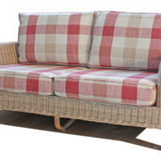 BISQUE 3 SEAT SOFA