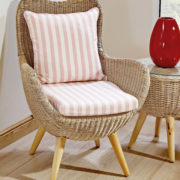 Butterfly rattan chair