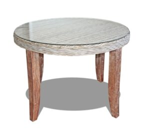 chambray dining table