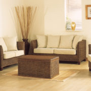 Eva rattan sofa set
