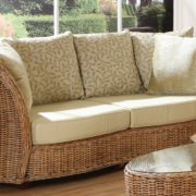 Evolution rattan love seat