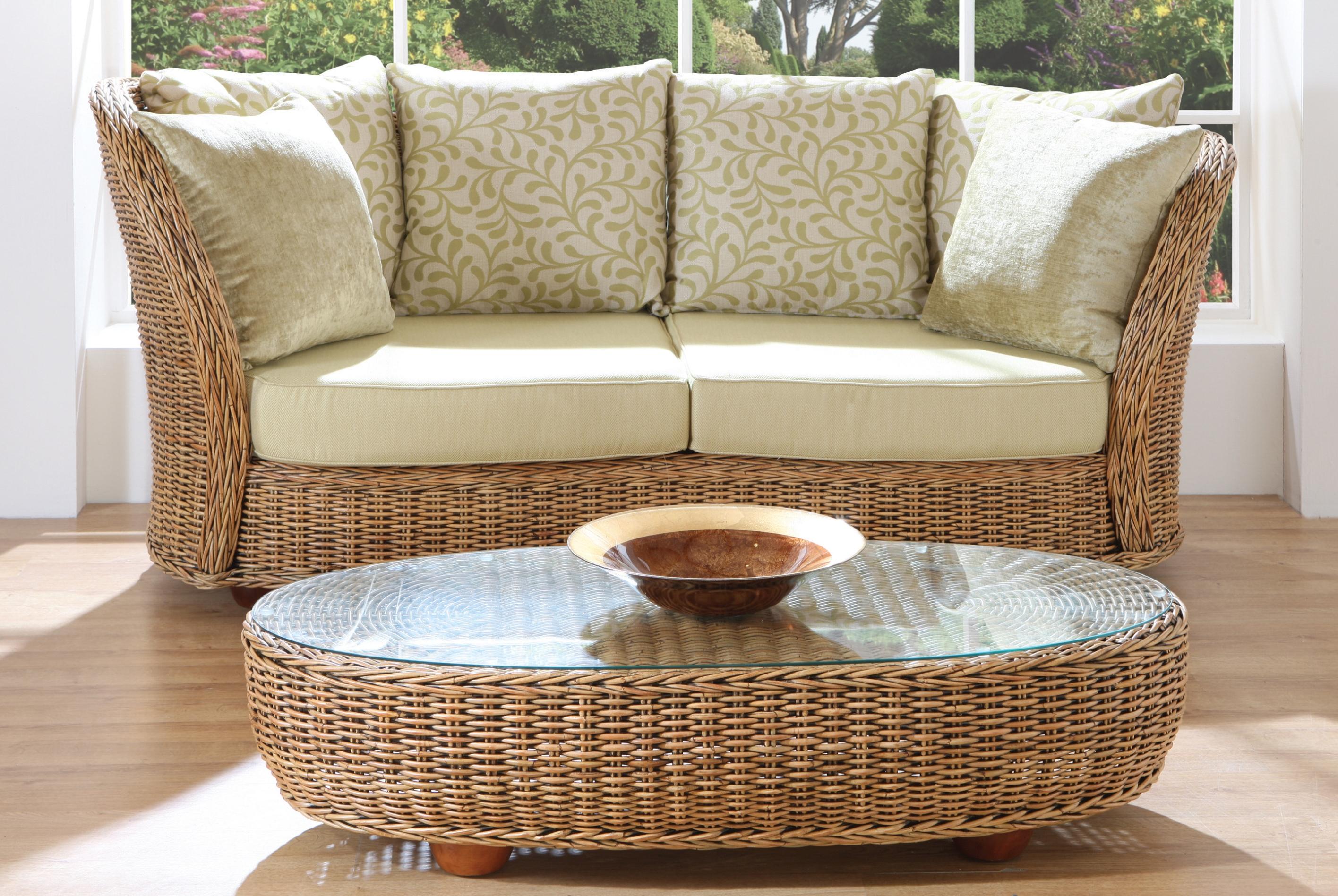 Evolution Sofa Kingsway Cane Furniture
