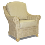 fresco rattan arm chair