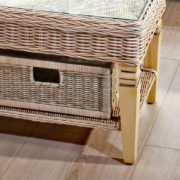 Fresco rattan coffee table