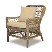 harbour rattan dining chair