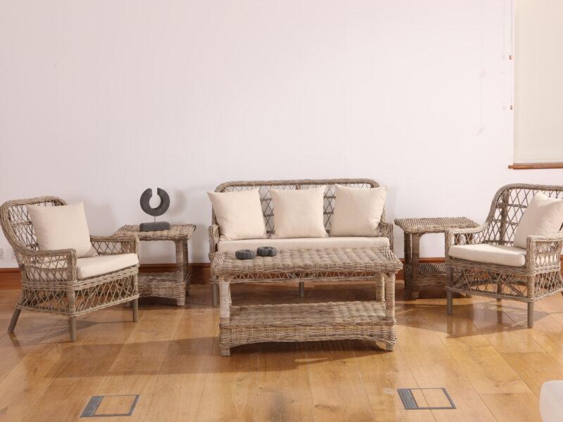 Harbour rattan sofa set