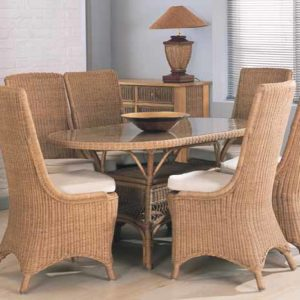 havana indoor dining set