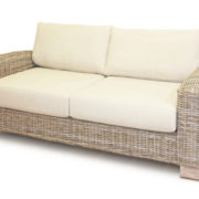 KASAMI 2 SEAT SOFA LOW