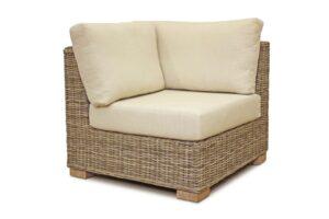 keisley modular rattan sofa