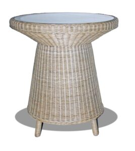 kokkon rattan round table
