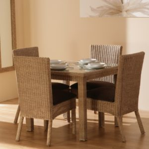 Merida rattan dining set
