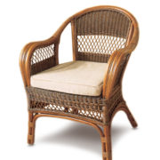 Rio rattan arm chair