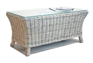 Tangley rattan coffee table