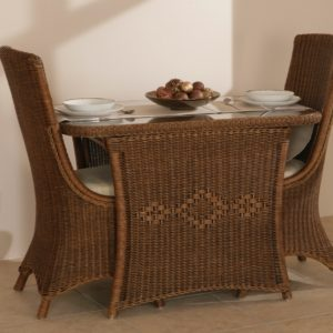 Tortosa rattan breakfast set