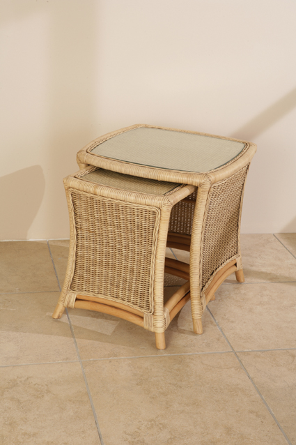 Lyon Nest Of Tables Kingsway Cane Furniture