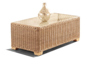 tinoka rattan coffee table