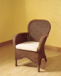 Tursi rattan arm chair