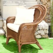 garden furniture armchair